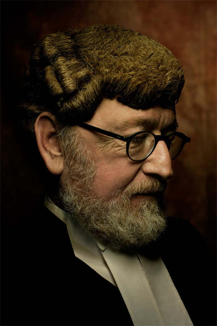 QC Barrister Robert Richter